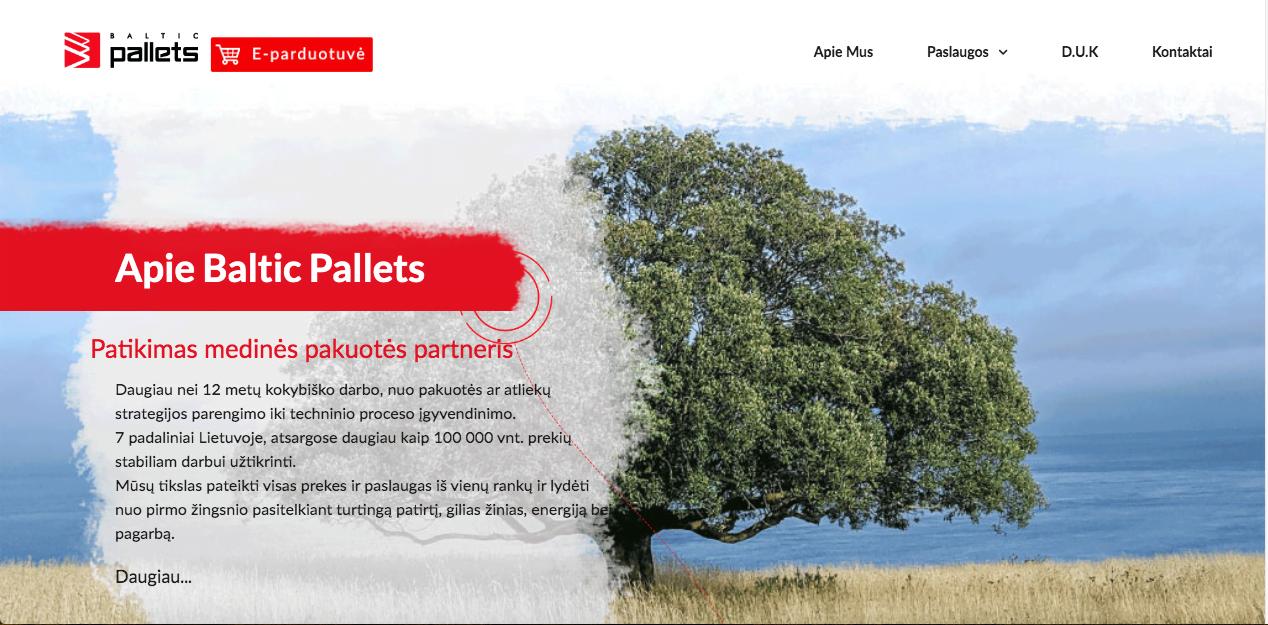 Balticpallets.com